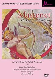 Massenet DVD