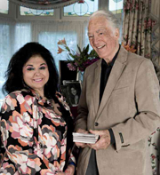 Maria Vandamme & Richard Bonynge