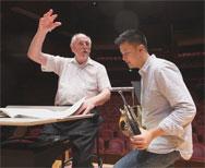 Barry Tuckwell & Lin Jiang