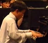 David Tong, aged 11
